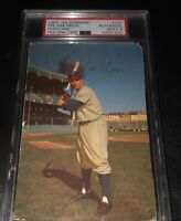 1953 Dormand Postcard Pee Wee Reese Signed PSA MINT 9 Autographed Dodgers Rare
