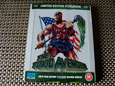 Blu Steel 4 U: The Toxic Avenger : Limited Edition Steelbook Sealed