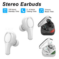 Wireless Bluetooth 5.0 Headset Stereo Headphones TWS In Ear Earbuds For Sony HTC