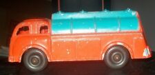 "Vintage Die Cast Hubley #406 Gas Oil Tanker Truck Toy-All Original 5"" Long"