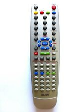 BUSH TV/DVD COMBI REMOTE CONTROL for DVD154TV battery hatch missing
