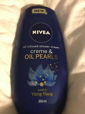 NIVEA Oil Infused Shower Cream, Creme & Oil Pearls (250 ml),. RRP £8.99