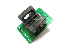 SSOP28 SSOP8 TO DIP8 TSSOP8 IC Socket Programming Adapter SOP-28-0.65-01 0.65mm