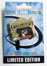 Disney 108761 WDW  GenEARation D Carthay Circle Marquee Snow White Pin