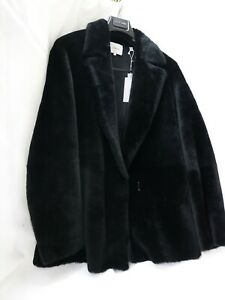 [New with Tag] Vince Women Real Fur Coat $2995 Size M NEVER BEEN WORN BEFORE