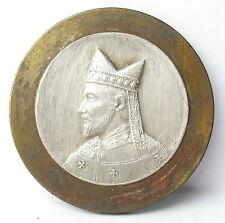 Médaille essai épreuve d'artiste Saint Rémi de Reims c1920 AJ Corbierre Medal