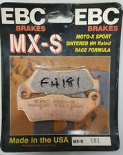 EBC FA181HH Sintered Brake Pads many makes and models see listing for details