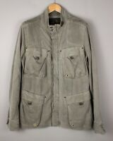 G-STAR RAW Men Casual Jacket Overcoat Size L AVZ333