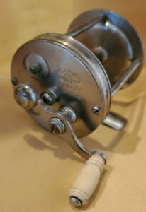 Antique Pflueger BUCKEYE Casting Reel 80 Yd