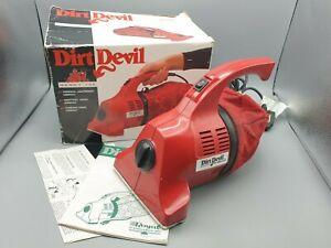 Dirt Devil Handy 150 UK Portable Vacuum Cleaner Car Home Stairs Caravan