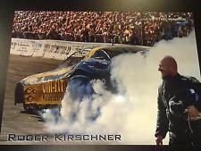 "Top Methanol Funny Car ""Uni-Fit"" Roger Kirschner"