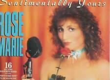 ROSE MARIE LP ALBUM SENTIMENTALLY YOURS
