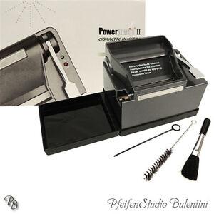 POWERMATIC 2 PLUS Machine à tuber,Tubeuse électrique,Cigarettes classique/100mm