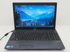 Acer TravelMate 5742-7159 i3-M380 @ 2.53GHz 500GB HDD 4GB RAM (BAD BATTERY)