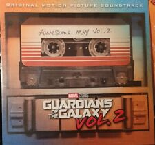 "GUARDIANS OF THE GALAXY 2 AWESOME MIX VOL.2 12"" VINYL LP (New/Sealed)"