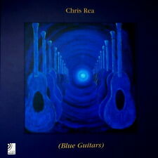 CHRIS REA - BLUE GUITARS | 11 CD + DVD SET im gebundenen earBOOK | LP Fomat