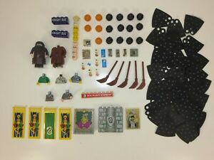 Lego Harry Potter Minifigure Lot Originals w/ Accessories & Pieces