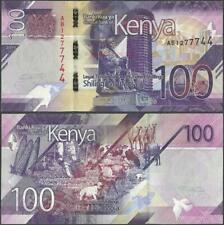 Kenya, Pnew,B145,100 Shillings ,2019 ,AUNC,new series @ EBS