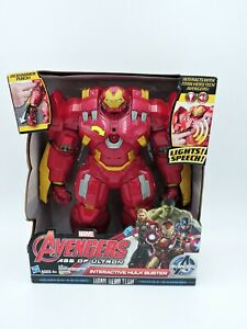 Interactive Hulk Buster AVENGERS Age of Ultron NEW Titan Hero Tech 2015 Iron Man