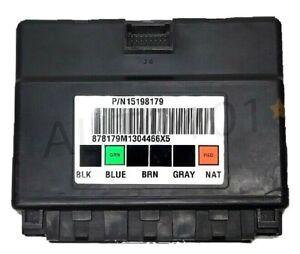 ✅ 03 VIN PROGRAMMED Hummer H2 BODY CONTROL MODULE BCM 15198179 GM