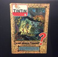 Journal Tintin n°241 de 1953 Éd Francaise sans point Tintin.