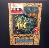 Journal Tintin n°241 de 1953 Éd Francaise sans point Tintin.