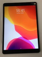 Apple iPad Air 3rd Gen 64GB, Wi-Fi + 4G (Unlocked), 10.5in - Space Grey Cracked