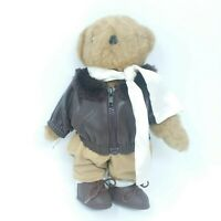 "Tender Heart Treasures 12/"" Bear Outfit 82246 PATRICK O/'BEARA IRISH OUTFIT CLOVER"