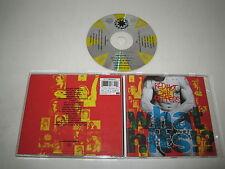 Red hot chili pepper/what Hits?! (emi/0777 7 94762 2 0) CD album