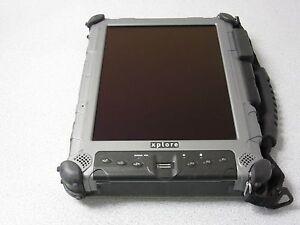 Xplore iX104C5 1.07Ghz i7 ,4GB 80GB SSD ,DSMR!!SIM Slot ,GREAD A+