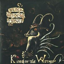 Black Widow Tribute - King Of The Witches LP Italian Black Widow BWR 039 2000 EX