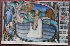 2x Ranworth Church Postcard Norfolk Broads Rood Screen Jonah Whale Man Shark