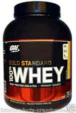 NEW OPTIMUM NUTRITION 100% WHEY GOLD STANDARD DIETARY CAKE BATTER 5 lbs 2.27kg