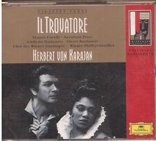 Karajan - Verdi - Trovatore - Salzburg 1962 - DG 2 CD