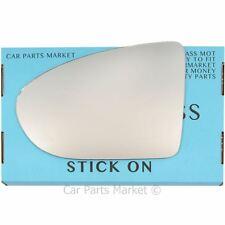 Left passenger side Wing mirror glass for Nissan Qashqai 2006-2013
