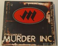 CD The Complete Murder Inc Locate Subvert Terminate 1999 Invisible Records