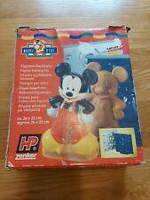 HP Zenker Mickey Kids Bakeform Figure Baking Tin Pan Mickey Mouse Disney VGC