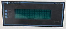 Allen-Bradley AB Dataliner DL40 4 LIne Display 2706-E43J32B1 Operator Interface