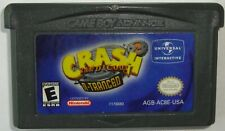 CRASH BANDICOOT 2 N-TRANCED NINTENDO GBA VIDEO GAME WORKING GAME CART ONLY