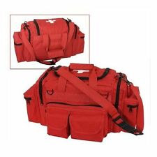 Rothco EMT Red with White Cross Emergency Rescue Bag 2659