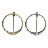 Penannular Viking Brooch Cloak Pin Norse Medieval Jewelry Scarf Shawl Accessory Ebay