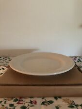 Longaberger American Home Dinner Plate - Made in Usa - Nib