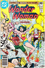 Wonder Woman 268 Animal Man comic books Tiara 1980 DC Comics Huntress NM+ (9.6)