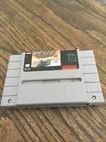 F-Zero Super Nintendo SNES Game Cart Tested Works SN1