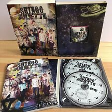 SHINee JULIETTE Type A CD+DVD+Photobook First Limited Edition