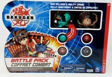 Bakugan Battle Pack 2008 6 Bakugans, Ability Cards & Metal Gate Cards Juggernoid