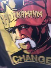 Hulk Hogan CHANGE T Shirt TNA WWE Wrestling