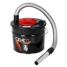 Aspirateur à cendre electrique pour cendre de cheminée et poele 800W