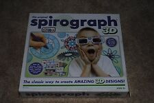 3D SPIROGRAPH ~ Ages 8+