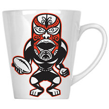 NEW maori mask rugby player 12oz Latte Mug i970L